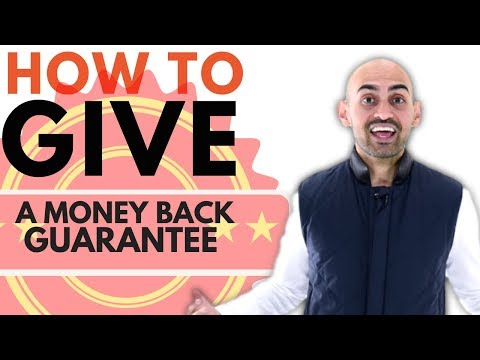 3 Insider Tips: How to Give a Money Back Guarantee Without Getting a TON of Refunds