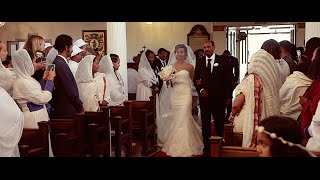 Rahwa & Edson - Eritrean/Portuguese Wedding