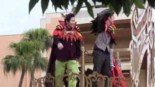 2011/10/29-1515撮影のパレード・デ・カーニバルです 本日のゲストは 「...