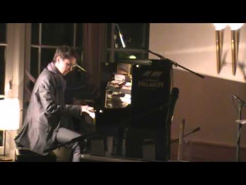 Luca Sestak, Pinetop 2011, German Boogie Woogie Award