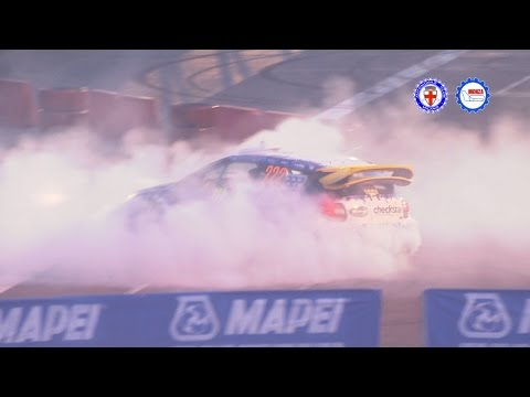Tony Cairoli Vince Il Masters' Show Del Monster Energy Monza Rally Show 2015