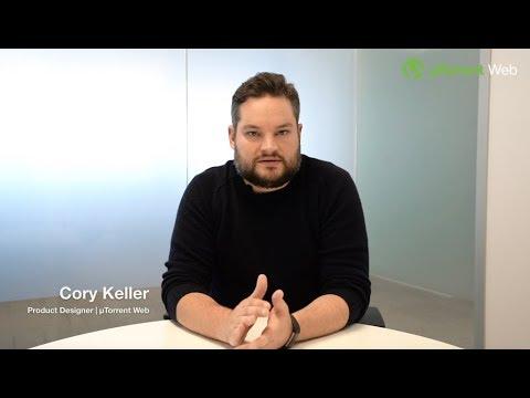 uTorrent Web Presentation - Streaming and Torrenting