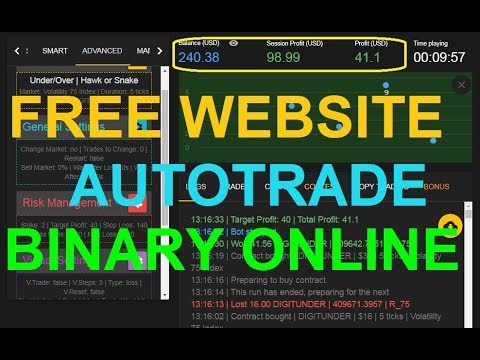 The calloway software binary options