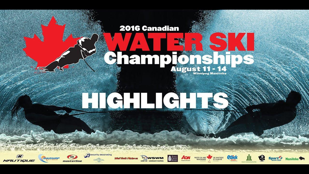 Waterski Nationals 2016 — Water Ski Wakeboard Manitoba