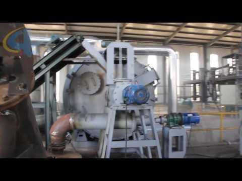 pyrolysis Oil Electric Generator Power Plant