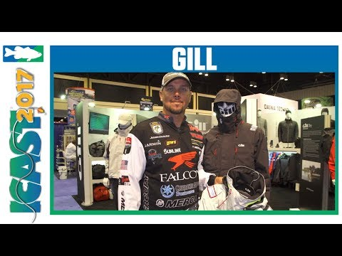 Gill FG25 Insulated Tournament Jacket And Bibs And The FG21 Tournament Jacket  | ICAST 2017