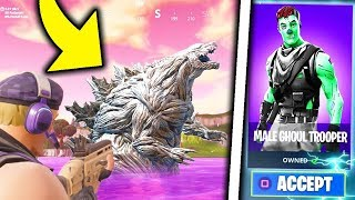 Finally! I NUOVI MOSTRI di FORTNITE! | Nuovo PARCO GIOCHI e SKIN HALLOWEEN! | Fortnite News ITA