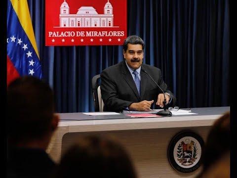 Nicolás Maduro, rueda de prensa completa el 18 septiembre 2018 tras volver de China