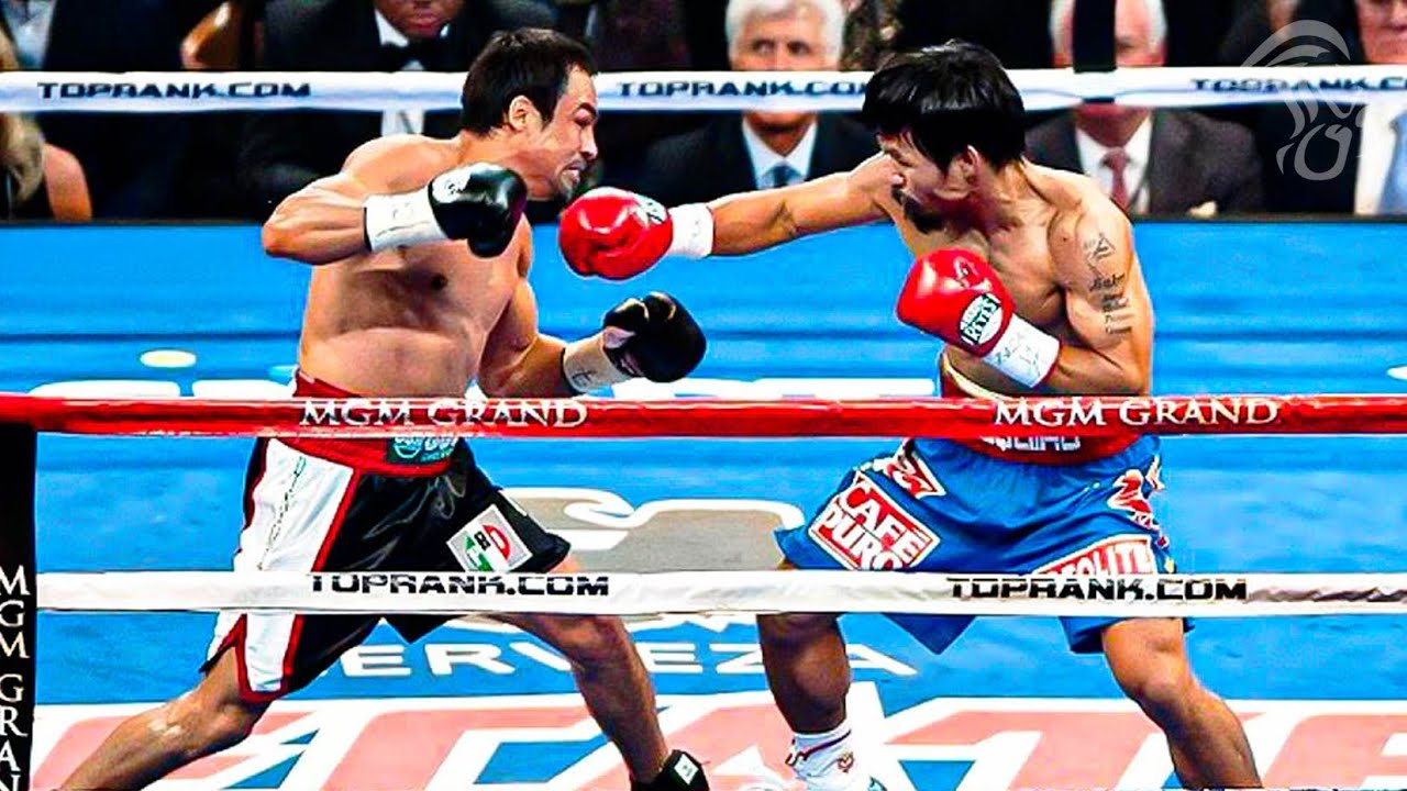 The Unforgettable Battle of Pacquiao and Marquez!