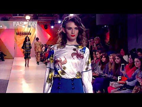 TODI SHALINI Spring Summer 2019 Odessa - Fashion Channel