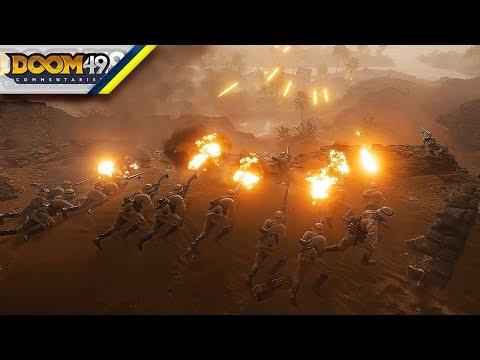 BATTLEFIELD 1 EPIC MORTAR DESTRUCTION - THE DOOM49ERS