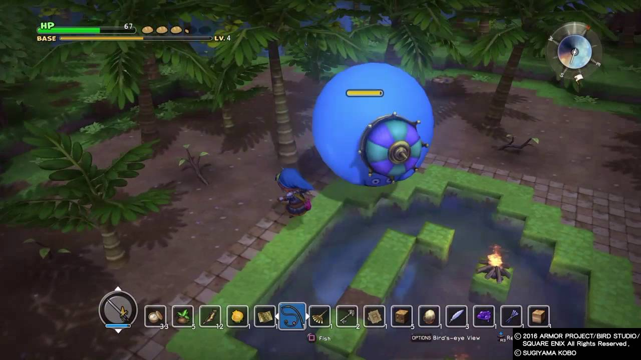 dragon quest builders guide chapter 2