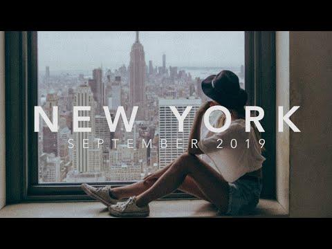 NEW YORK 4K | United States, September 2019