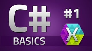1. How to program in C# - BASICS - Beginner Tutorial thumbnail
