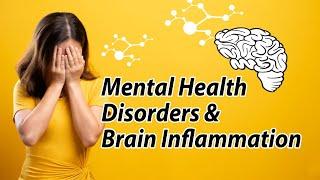 Mental Health Disorders & Brain Inflammation