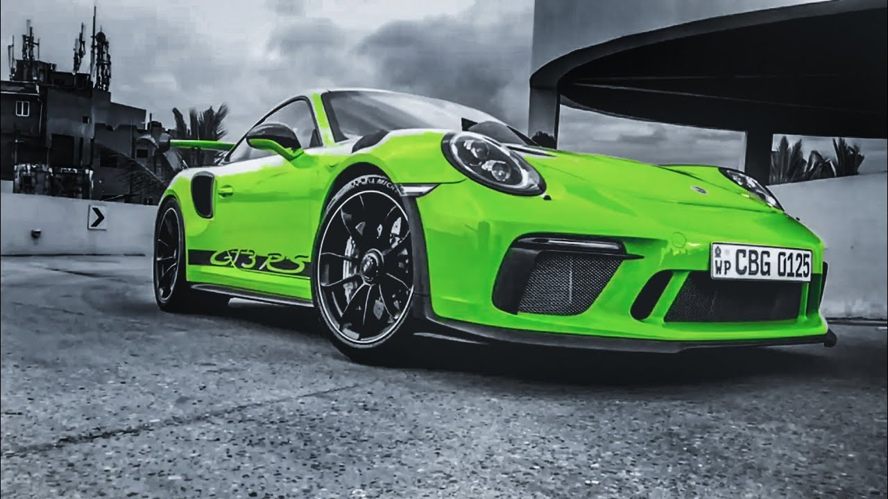 Porsche 911 Gt3 Rs 2018 Cinematic Cars And Coffee
