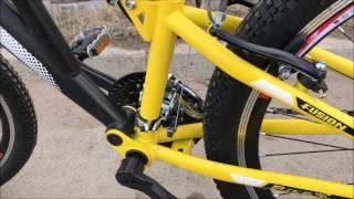Двухподвесный велосипед S2 21 cкорость