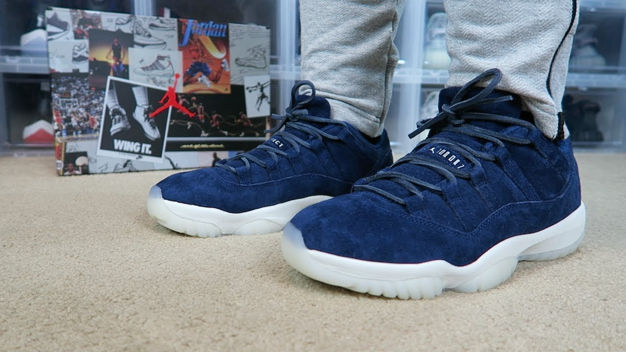 1d3e736bc316 AIR JORDAN 11 LOW JETER