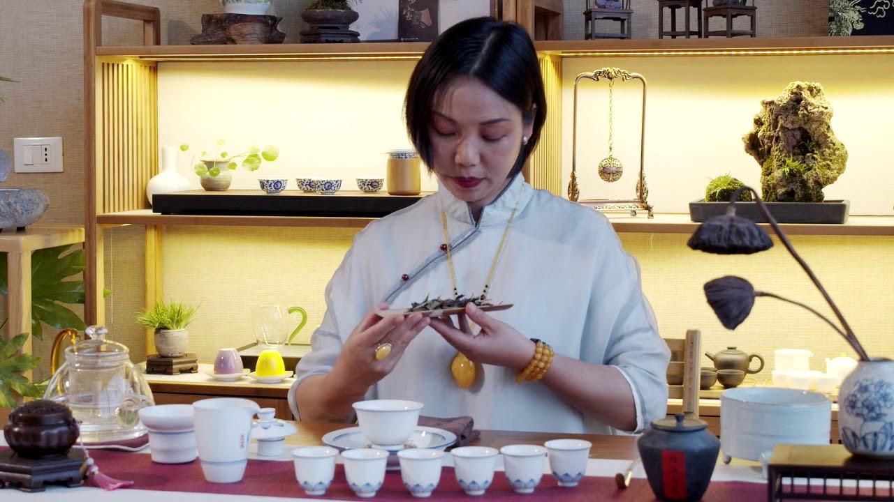 Il tè Bai Mu Dan (tè bianco)