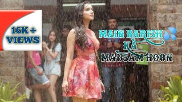 Main Barish Ka Mausam WhatsApp Status | Tiktok Famous Song | Kuch Bhi Ho Jaye Sad Whatsapp Status