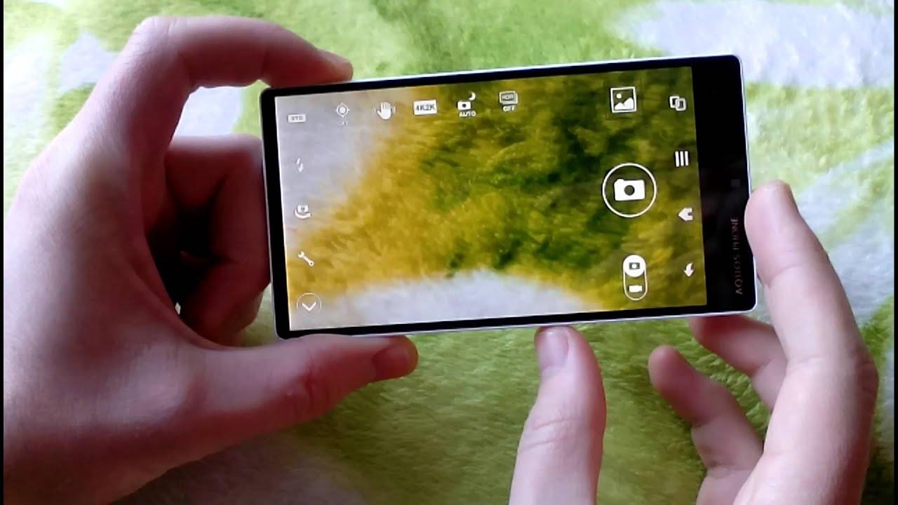 Smartphone Anti Air 1 Jutaan Sharp Atau Htc Ponsel Ini Mampu 303sh S