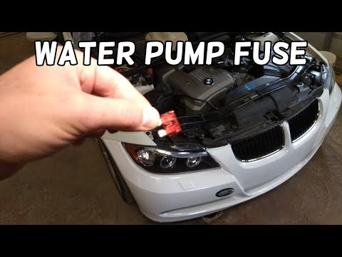 Water Pump Fuse Box - Preview Wiring Diagram on