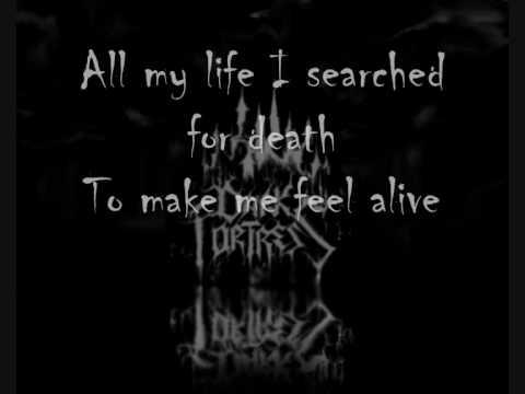 Dark Fortress Shardfigures with lyrics
