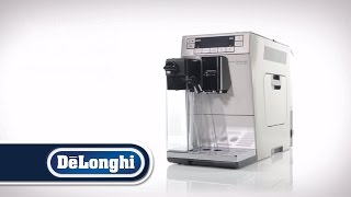 De'Longhi PrimaDonna XS Coffee Machine - ETAM 36.365