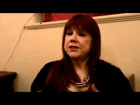 Interview with Sonja Kristina of Curved Air: 23/10/2011