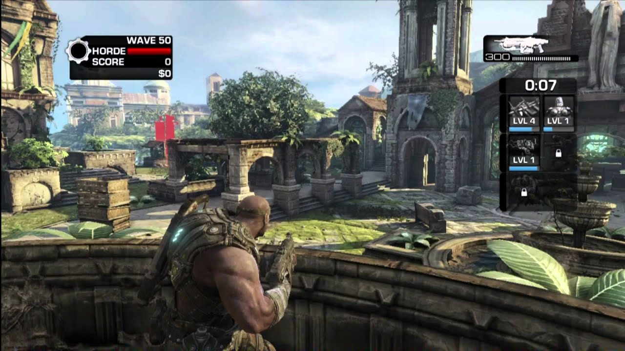 what is arcade mode in gears of war 3