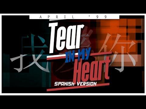 twenty one pilots - Tear in my heart Spanish  April &39;99
