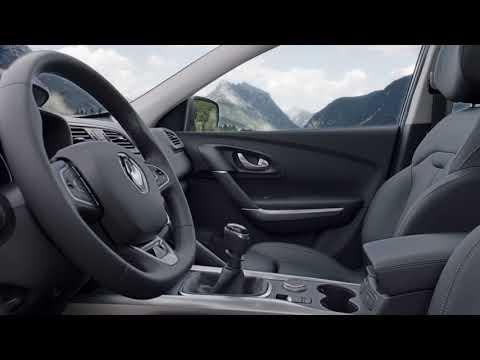 New Renault KADJAR - Static and interior shots