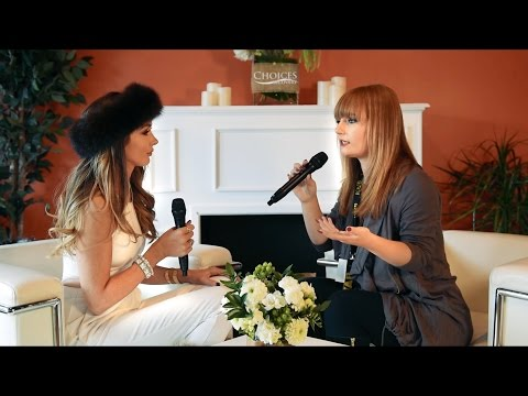 Courtney Sixx with Christina Robinson  Sundance 2016  Choices Recovery