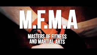 Masters of Fitness & Martial Arts Promo