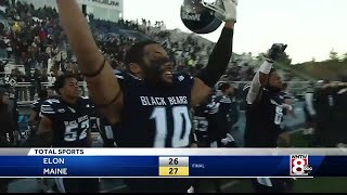 Maine wins CAA title