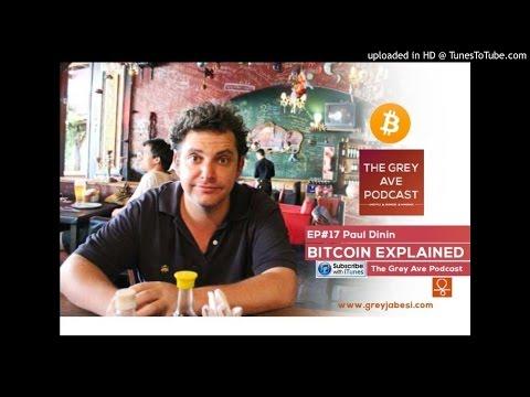Paul Dini- Bitcoin currency explaines