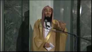 Mufti Menk Day 13 Life of Muhammad PBUH Ramadan 2012