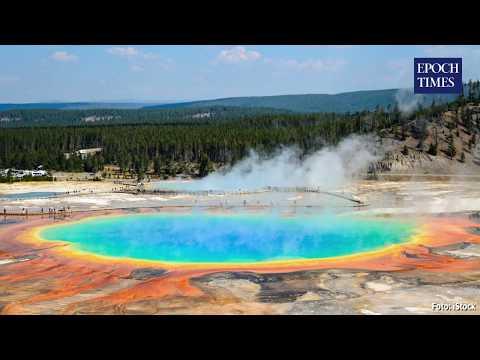 Es brodelt unterm Yellowstone, und zwar gewaltig. Steht der nächste Ausbruch kurz bevor?
