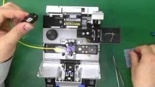 Видеоинструкция по сварке оптоволокна(Видеоинструкция по сварке оптического волокна сварочным аппаратом Swift F1., 2013-06-07T13:44:44.000Z)