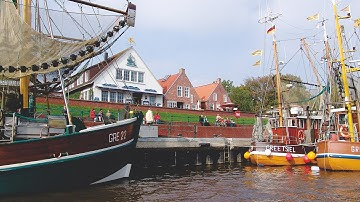 Restaurant Fischerhus in Greetsiel