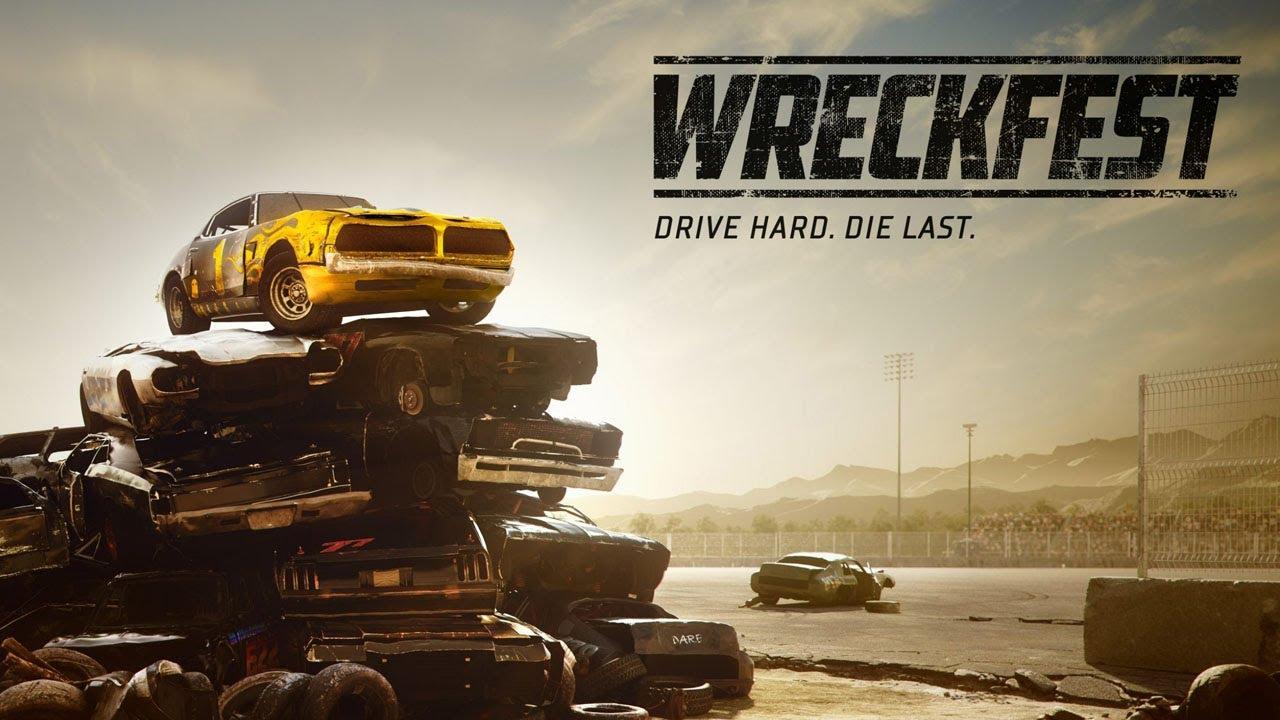 Wreckfest - Foto Reprodução THQ Nordic