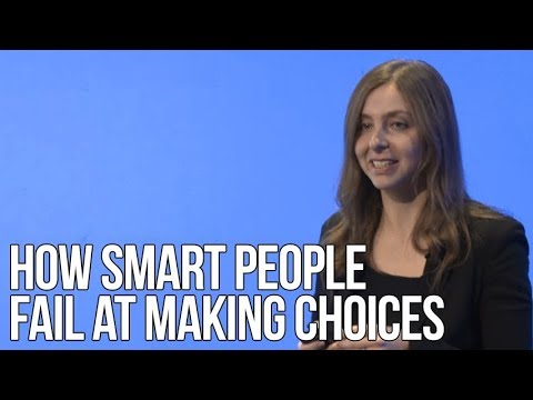 How Smart People Fail at Making Choices | Maria Konnikova