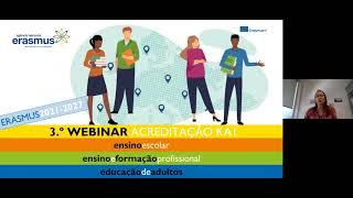 Sessão Digital de Apoio - Ensino Escolar e Educação de Adultos