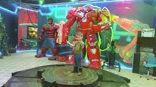 Выставка для детей и их родителей ''восстание машин'': Трансформеры Где же Глеб (трейлер)