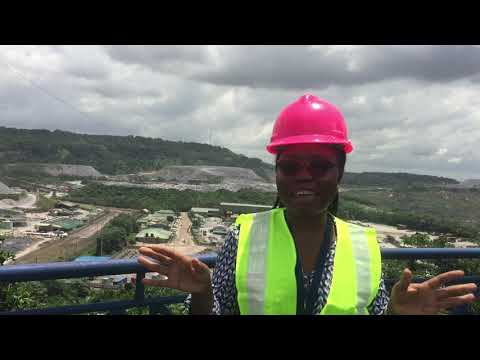 A Special visit to a First Class Mine in Ghana - Goldfields, Tarkwa