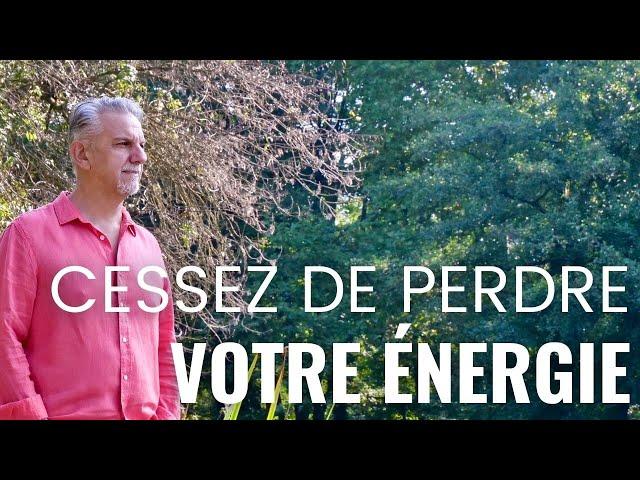 3 supers clés pour gagner en énergie... et surtout ne plus la perdre