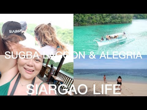 VLOG 11 : PART 2 SIARGAO (PHILIPPINES) | ISABELLE SILVERIO DEE