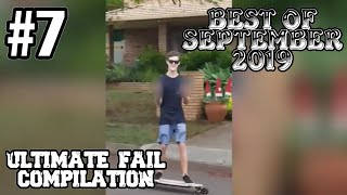 ULTIMATE FAIL COMPILATION - [ Try Not To Laugh ] - #7