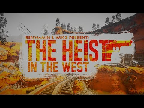 THE HEIST In the West! Coaster Spotlight 261 #PlanetCoaster