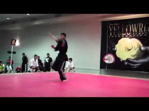 Peter Li of Team SKA lands Double cork in musical form